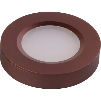 Maxim Lighting CounterMax MX-LD-R-Under Cabinet Disc