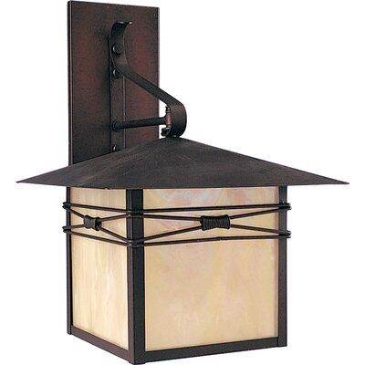 Maxim Lighting Taliesin Large Outdoor Wall Lantern