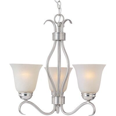 Basix Ee 3 Light Mini Chandelier