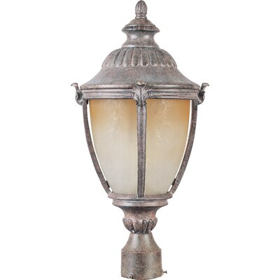 Maxim Lighting Morrow Bay ES 1 Light Outdoor Post Lantern