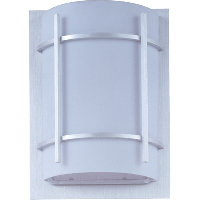 Maxim Lighting Luna  Wall Sconce in Brushed Metal - Energy Star