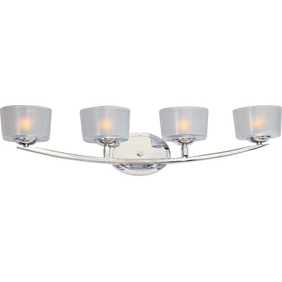 Maxim Lighting Elle 4 Light Bath Vanity Light
