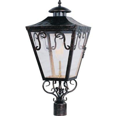 Wildon Home ® Cordoba Gas 1 Light Outdoor Post Lantern