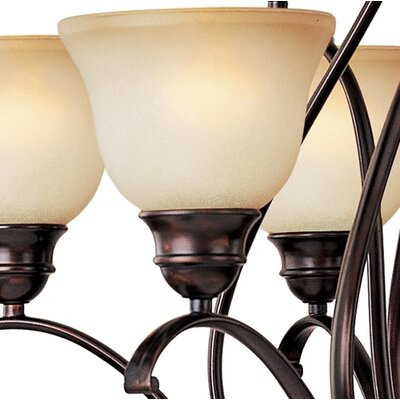 Maxim Lighting Linda 9 Light Chandelier - Energy Star