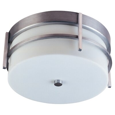 Wildon Home ® Eclipse 2 - Light Outdoor Ceiling Mount