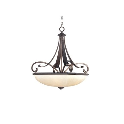Oak Harbor 4 Light Inverted Pendant