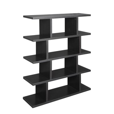 "Convenience Concepts Northfield Block 52"" Bookcase"