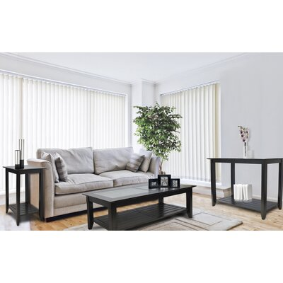 Convenience Concepts Carmel Coffee Table Set