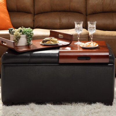 Convenience Concepts Designs4Comfort Cocktail Ottoman