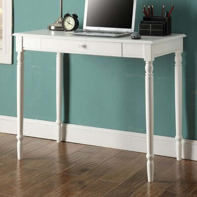 convenience concepts french country 36 computer desk with keyboard tray reviews wayfair. Black Bedroom Furniture Sets. Home Design Ideas