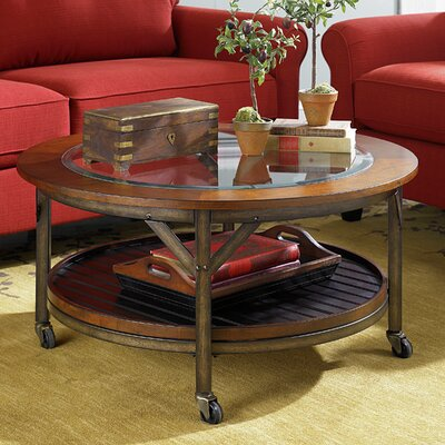 Mercantile Coffee Table