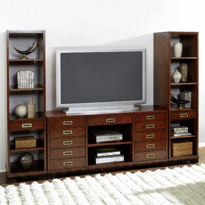Modern Lodge Entertainment Center