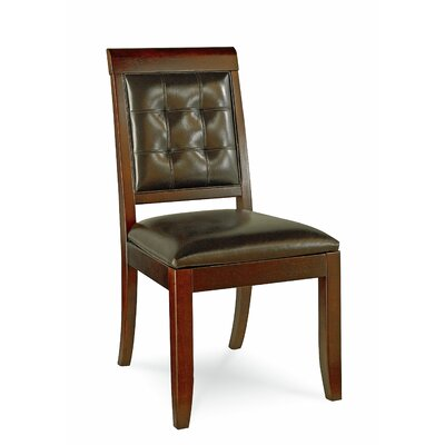 Tribecca Mid-Back Leather Desk Chair