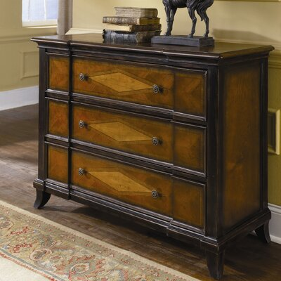 Hammary Hidden Treasures 3 Drawer Cabinet