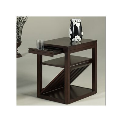 Hammary Chairsides Jefferson End Table