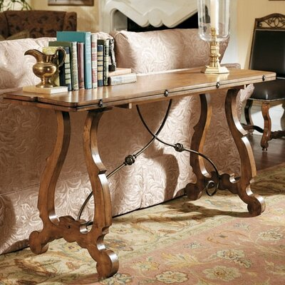 Hammary Siena Flip - Top Console Table