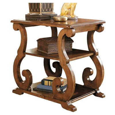 Hammary Siena Chairside Table