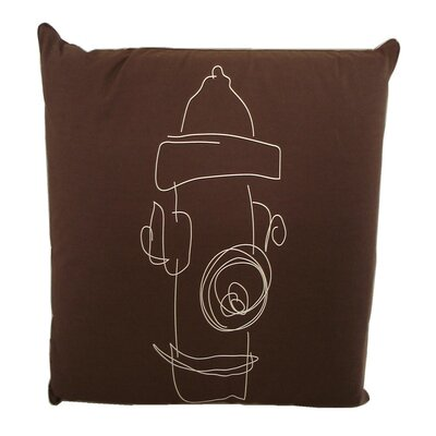 For The Dogs Hydrant Dog Pillow