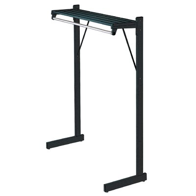 Magnuson Group Hanger Style Single-Sided Floor Rack