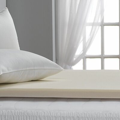 Simmons Beautyrest Bed Bug Resistant Memory Foam Topper