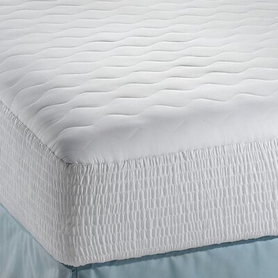 Simmons 100% Cotton Down Alternative Dream Loft Mattress Pad