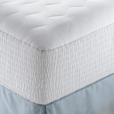Simmons Microfiber Highloft Top Mattress Pad