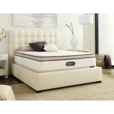 Simmons TruEnergy Chloe Evenloft Plush Memory Foam Top Mattress