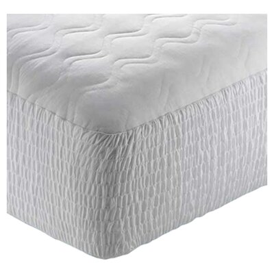 Simmons 100% Polyester Mattress Pad