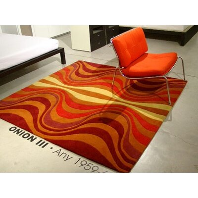 Designer Carpets Verner Panton Onion Carpet