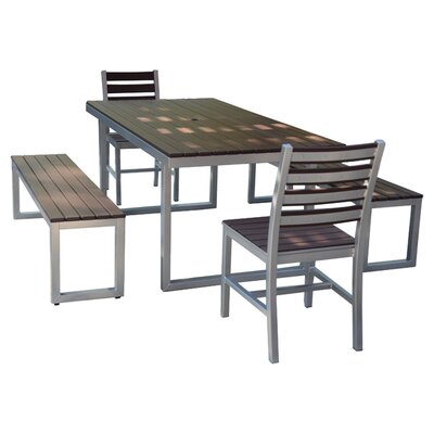 Kinzie 5 Piece Dining Set