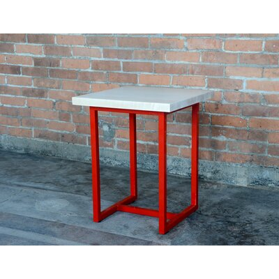 "Elan Furniture Port End Table 18""x18"""