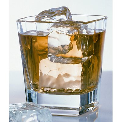 Durobor Coral 11 oz. Double Old Fashioned Glass