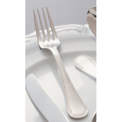 Ten Strawberry Street Pearl Stainless Steel Salad Fork