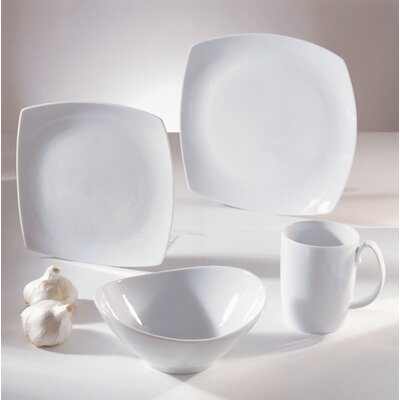 Ten Strawberry Street Aurora Dinnerware Set