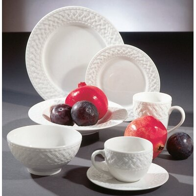 Ten Strawberry Street Havana Weave Dinnerware Set