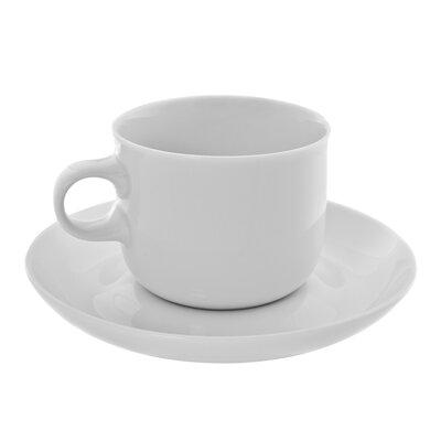 Ten Strawberry Street Tavola 6 oz. Teacup and Saucer