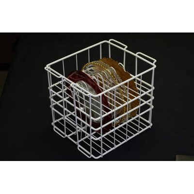 Ten Strawberry Street Glass Charger Plate Rack