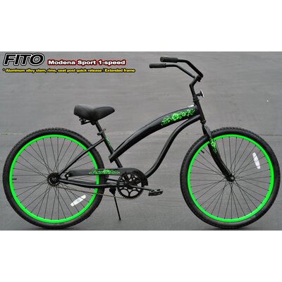 Women's Modena Sport 1-Speed Beach Cruiser Bike