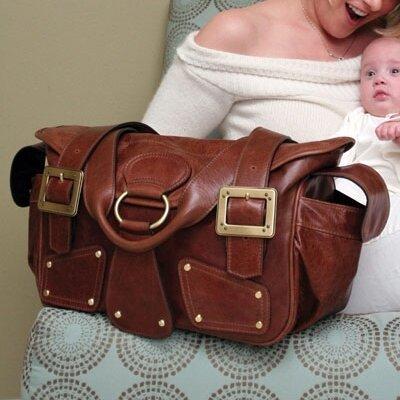 Mia Bossi Maria Tote Diaper Bag