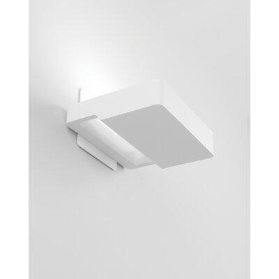 Artemide Square 1 Light Wall Sconce