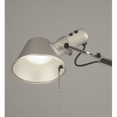 "Artemide Tolomeo Classic LED MWL 50.82"" H Table Lamp with Empire Shade"