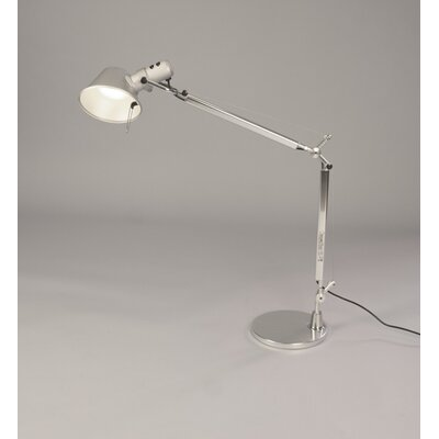 "Artemide Tolomeo Mini LED MWL 43.25"" H Table Lamp with Empire Shade"