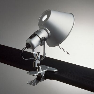 "Artemide Tolomeo 9"" H Table Lamp with Empire Shade"