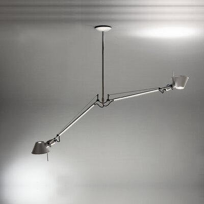 Artemide Tolomeo 2 Light Mini Pendant