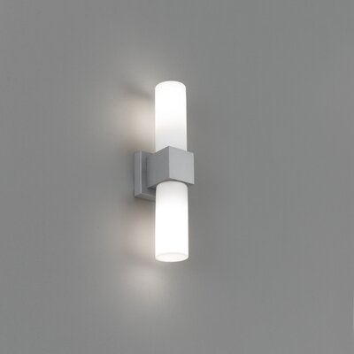 Artemide Dupla 1 Light Wall Sconce