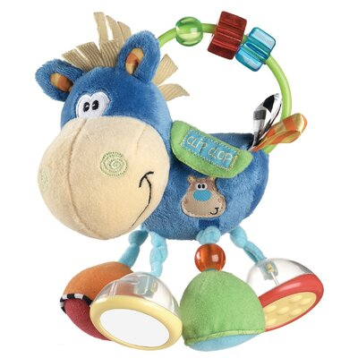 Toy Box Clip Clop Activity Rattle