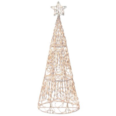 Brite Star 175 Light 3D Cone Tree Sculpture