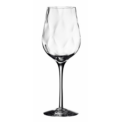 Dizzy Diamond White Wine Glass