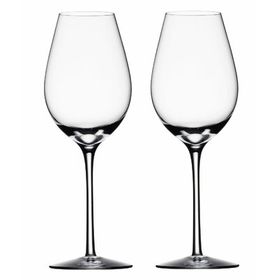 Orrefors Difference Fruit Wine Glass (Set of 2)