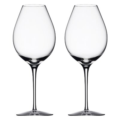 Orrefors Difference Primeur Wine Glass (Set of 2)